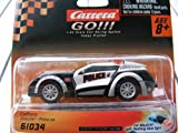 Carrera GO 61034 CarFoce Executor Police Car Licht USA