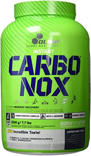 Olimp Carbo NOX – Kohlenhydrate, Geschmack Ananas, 1er Pack (1 x 3.5 kg)