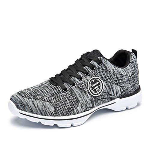 chaussures d'été amants/Chaussures de sport pour hommes et femmes/couleur unie ronde tête chaussure/Chaussures de marée A