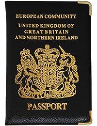 ZHOUBA - Funda de pasaporte