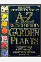 RHS A-Z Encyclopedia of Garden Plants Hardcover