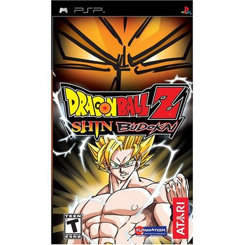 Dragonball Z: Shin Budokai [Sony PSP] - US Version Regionalfrei (Z Ball Psp Dragon)