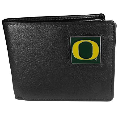 Siskiyou NCAA Geldbörse aus Leder, Unisex-Erwachsene, schwarz