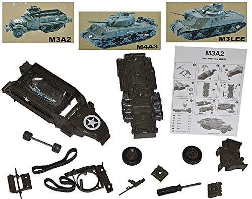 1 Stück: Bausatz - Militär Fahrzeuge 1:32 - Geländewagen - Militärfahrzeuge Modell Modellbausatz Newray