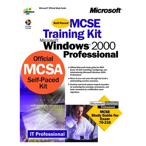 McSe Training Kit, Microsoft Windows 2000 Professional