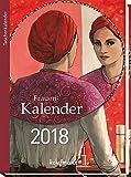 Frauen-Kalender 2018: Taschenkalender