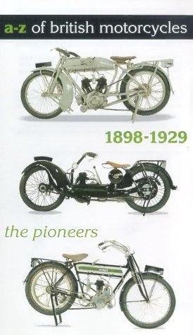 Preisvergleich Produktbild A-Z of British Motorcycles - Vol. 1: the Pioneers [VHS]