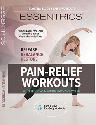Preisvergleich Produktbild ESSENTRICS Pain Relief Workouts DVDs