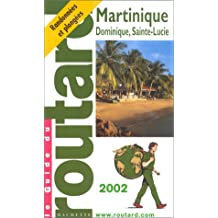 Martinique, Dominique, Sainte-Lucie, 2002-2003