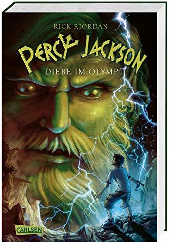 Percy Jackson - Diebe im Olymp (Percy Jackson 1) -