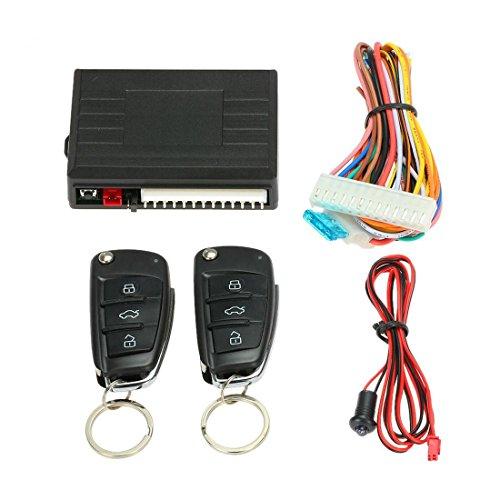 Kit Tür Lock Fahrzeug Keyless Entry System (Keyless-entry-tür-kit)