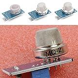 PerGrate 9 stücke Set Gaserkennung Sensor Modul Kit MQ2 MQ3 MQ4 MQ5 MQ6 MQ7 MQ8 MQ9 MQ135