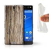 Stuff4® Gel TPU Hülle/Hülle für Sony Xperia C5
