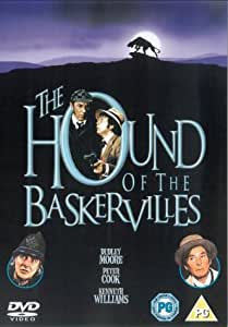 The Hound Of The Baskervilles [1977] [DVD]