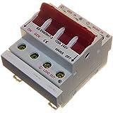Se puede cambiar 125 Amp interruptor con condiciones, / generador de corriente, individual Phase, montaje en riel Din