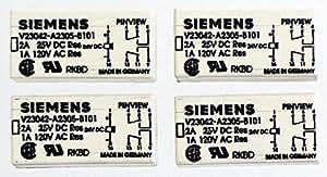 4mm Relais Siemens v23042-a2305-b101id188