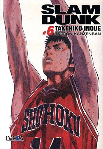Slam Dunk 6 Integral (Big Shonen - Slam Dunk Integral) por Takehiko Inoue