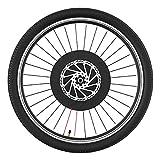 YUNZHILUN iMortor1 Roue de Bicyclette Avant électrique 26 Pouces E-vélo 36V 240W Kit de Moteur de Vélo avec Bluetooth 4.0 pour Android iOS