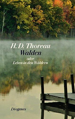 Buchseite und Rezensionen zu 'Walden: oder Leben in den Wäldern' von Henry David Thoreau