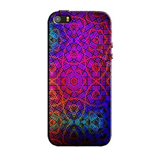 MULTI PATTERN BACK COVER FOR APPLE IPHONE 5C