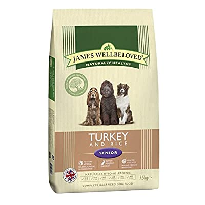 JW Senior Turkey & Rice (1)