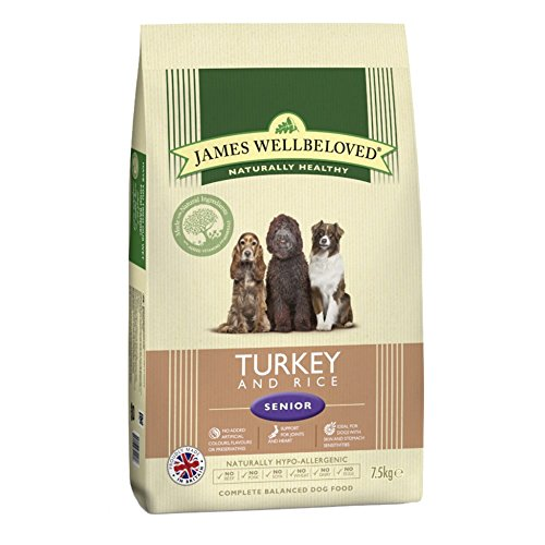 JW Senior Turkey & Rice (1)
