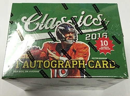 2016 Panini Classics Football Hobby Box NFL (Karten Football Nfl)