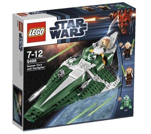 LEGO Lego Star Wars - Saesee Tiin's Jedi Starfighter - 9498