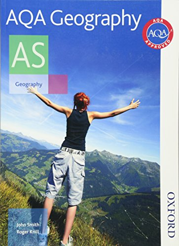 AQA Geography AS: Student's Book (Aqa for As)