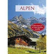 Alpen 2014 Grossdruck-Kalender