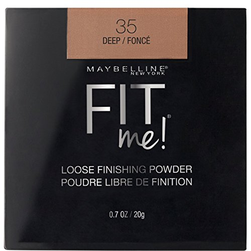 MAYBELLINE Fit Me! Loose Finishing Powder - Deep -