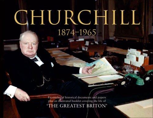 Churchill 1874-1965 by Michael O'Mara Books UK (2004-10-14)