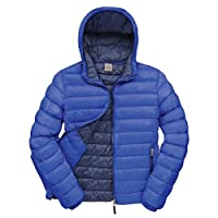 Result Urban Mens Snowbird Hooded Jacket