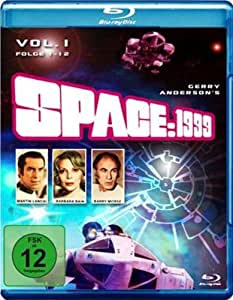 SPACE: 1999 ( Mondbasis Alpha 1 ) Vol.1 Folge 1-12 [Blu-ray]