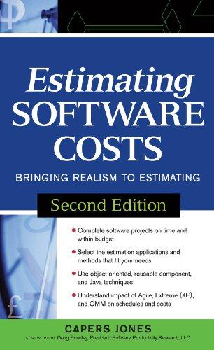 Estimating Software Costs: Bringing Realism to Estimating (English Edition) por Capers Jones