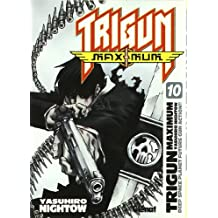 TRIGUN MAXIMUM 10 (COMIC) (Shonen Manga)