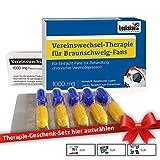 Vereinswechsel-Therapie für Braunschweig-Fans | Für Freunde von Eintracht-Fanartikeln, Kaffee-Tassen, Fan-Schals sowie Männer, Kollegen & Fans im Eintracht Braunschweig Trikot Home