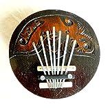 Piano à doigts/kalimba/sanza//karimba en noix de coco