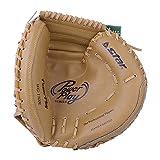 DNYJMDY07 Gants de frappeur de Sports de Gant de Baseball, Receveur Adulte d'adolescent avec Le Gant de Baseball de Main Gauche