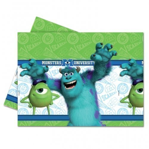 Party Tischdecke Monsters Inc Monsters University (Monsters Inc Party)