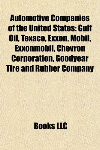 automotive-companies-of-the-united-states-gulf-oil-texaco-exxon-mobil-exxonmobil-chevron-corporation