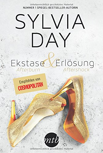 Buchseite und Rezensionen zu 'Afterburn - Ekstase / Aftershock - Erlösung' von Sylvia Day