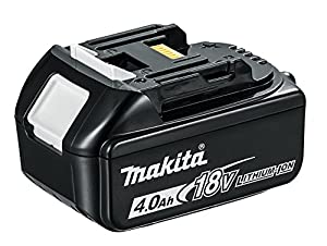 Makita BL1840 18 V 4.0 Ah Li-ion Battery, Pack of 2