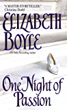 One Night of Passion (The Danvers Book 1)