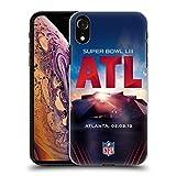 Officiel NFL Stade De Mercedes-Benz Atlanta 2019 Super Bowl LIII Étui Coque...