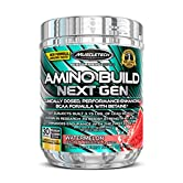 Muscletech Amino Build - 30 Serv. Fruit Punch - 51V6Xl8DcrL. SS166