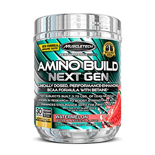 Muscletech Amino Build - 30 Serv. Fruit Punch - 51V6Xl8DcrL