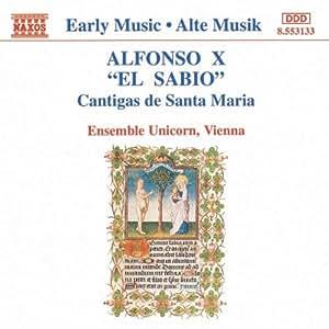 Alfonso X (El Sabio) - Cantigas de Santa Maria