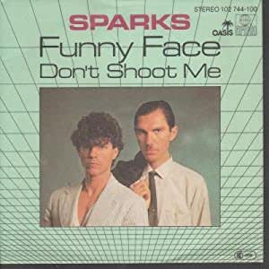 """FUNNY FACE 7"""" (45) GERMAN ARIOLA 1981 (102744100) PIC SLEEVE"""