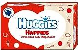 Kleenex Huggies Happies Baby-Pflege-Tücher, 4er Pack